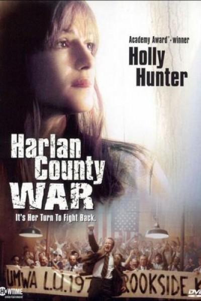 Caratula, cartel, poster o portada de La guerra del condado de Harlan