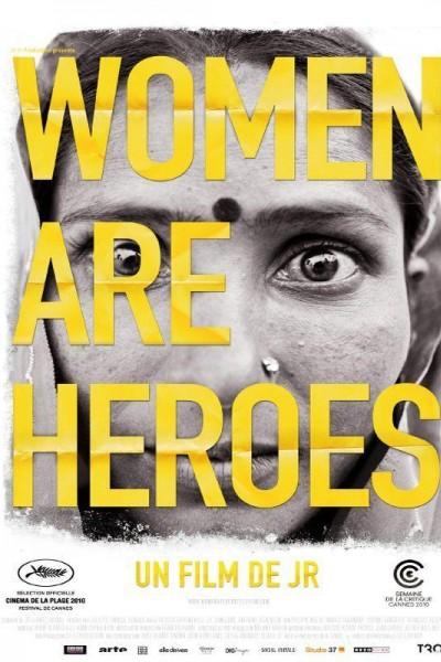Caratula, cartel, poster o portada de Women Are Heroes