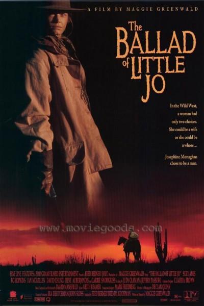 Caratula, cartel, poster o portada de La balada del pequeño Jo
