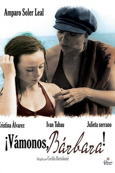 Caratula, cartel, poster o portada de Vámonos, Bárbara