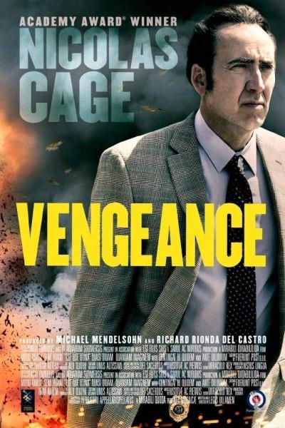 Caratula, cartel, poster o portada de La hora de la venganza