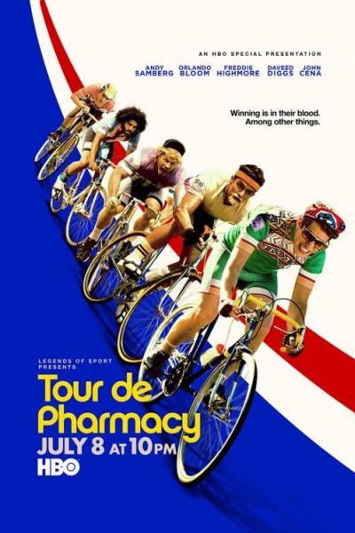 Caratula, cartel, poster o portada de Ruta adulterada (Pharmacy Road)