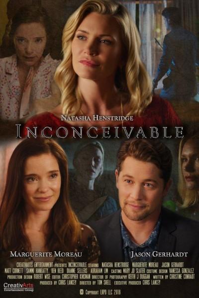 Caratula, cartel, poster o portada de Inconcebible