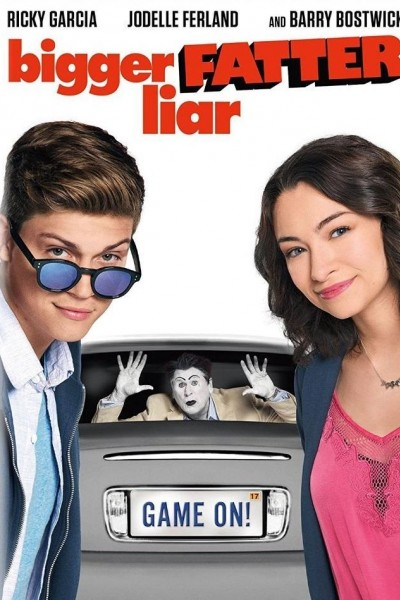 Caratula, cartel, poster o portada de Big Fat Liar 2