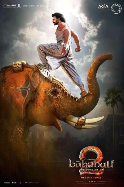 Caratula, cartel, poster o portada de Baahubali 2: La conclusión