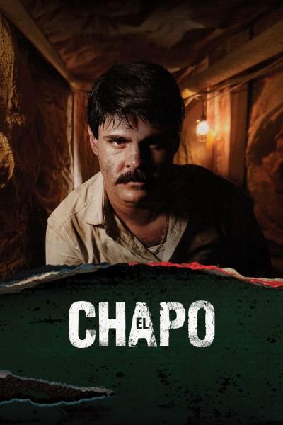 Caratula, cartel, poster o portada de El Chapo