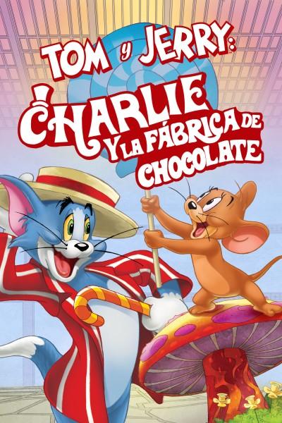 Caratula, cartel, poster o portada de Tom y Jerry & Charlie y la Fábrica de Chocolate