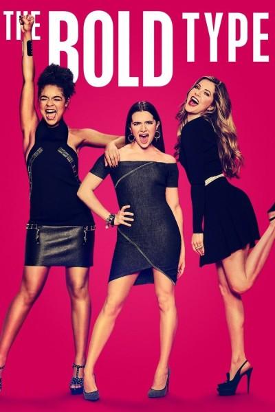 Caratula, cartel, poster o portada de The Bold Type