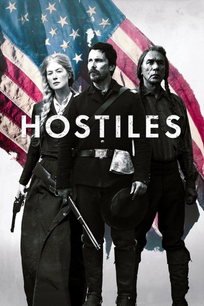Caratula, cartel, poster o portada de Hostiles