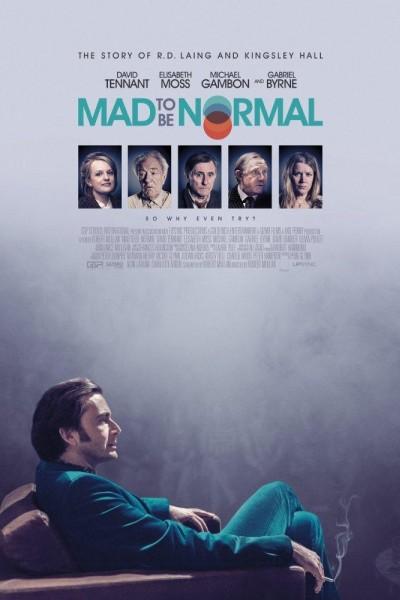 Caratula, cartel, poster o portada de Mad to Be Normal