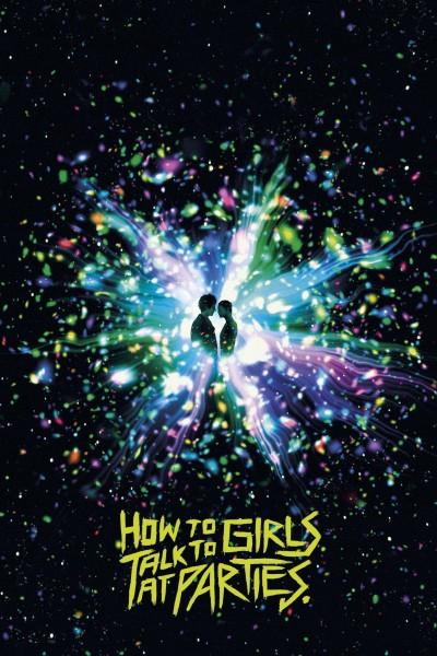 Caratula, cartel, poster o portada de Cómo enamorar a una chica punk