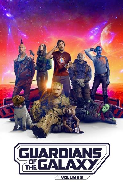 Caratula, cartel, poster o portada de Guardianes de la galaxia Vol. 3