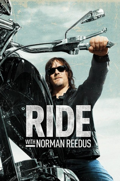 Caratula, cartel, poster o portada de Ride with Norman Reedus