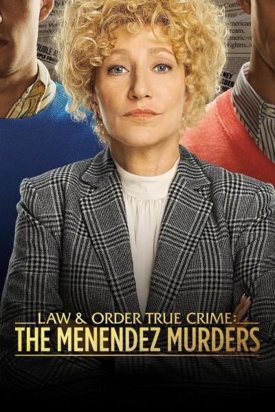 Caratula, cartel, poster o portada de Ley y Orden True Crime: El caso Menéndez