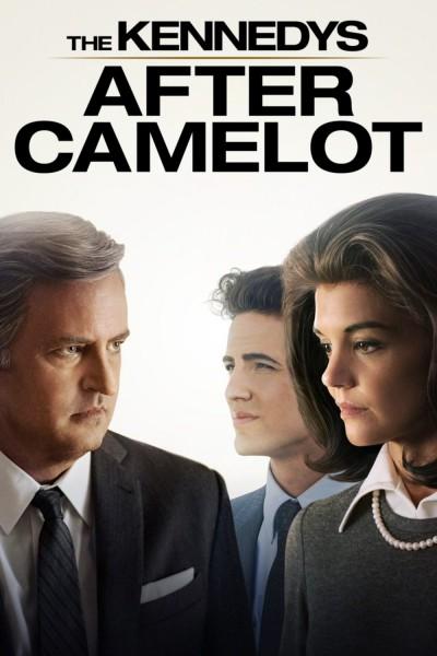 Caratula, cartel, poster o portada de The Kennedys After Camelot