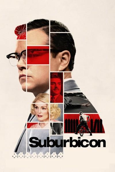 Caratula, cartel, poster o portada de Suburbicon