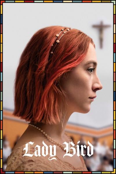 Caratula, cartel, poster o portada de Lady Bird