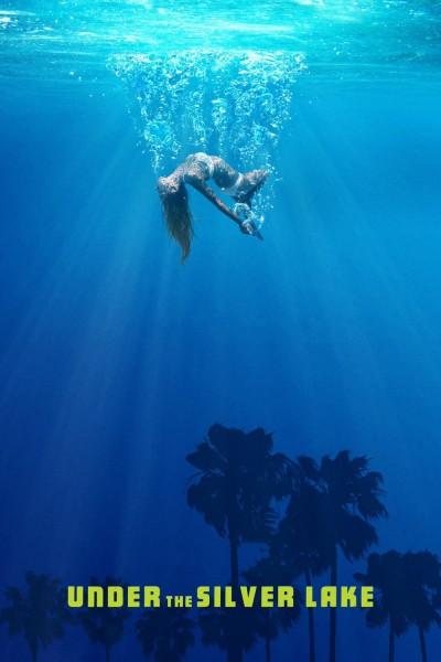Caratula, cartel, poster o portada de Lo que esconde Silver Lake