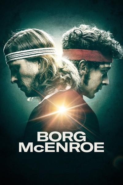 Caratula, cartel, poster o portada de Borg McEnroe. La película