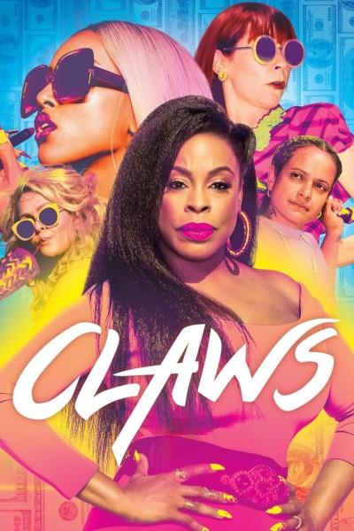Caratula, cartel, poster o portada de Claws