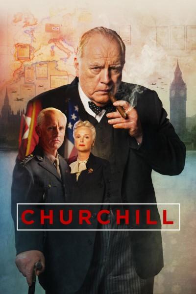 Caratula, cartel, poster o portada de Churchill