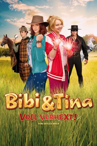 Caratula, cartel, poster o portada de Bibi & Tina II