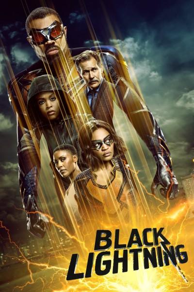 Caratula, cartel, poster o portada de Black Lightning
