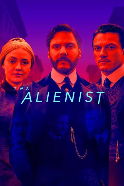 Caratula, cartel, poster o portada de El alienista