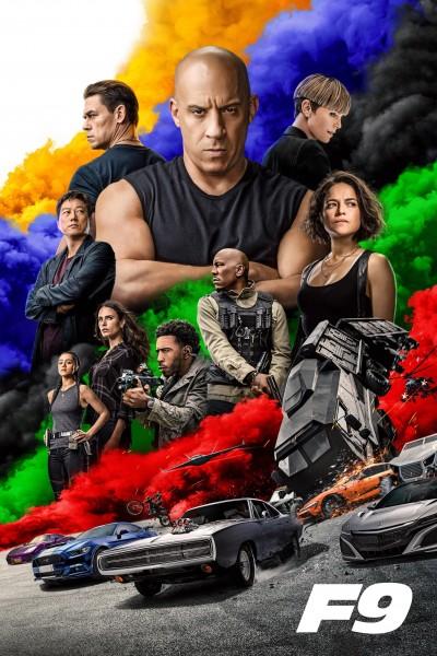 Caratula, cartel, poster o portada de Fast & Furious 9