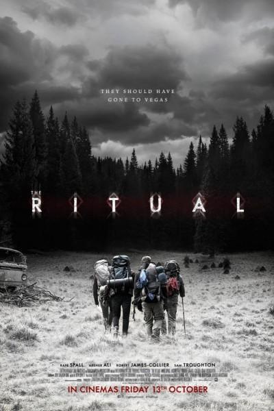 Caratula, cartel, poster o portada de El ritual