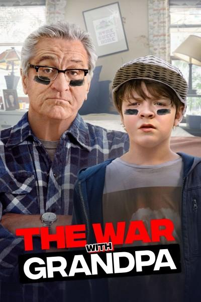 Caratula, cartel, poster o portada de War with Grandpa