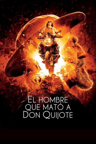 Caratula, cartel, poster o portada de El hombre que mató a Don Quijote