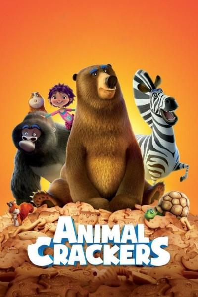 Caratula, cartel, poster o portada de Animal Crackers
