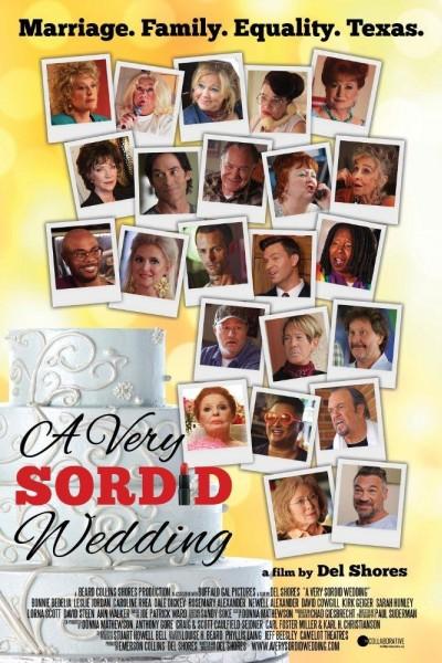 Caratula, cartel, poster o portada de A Very Sordid Wedding