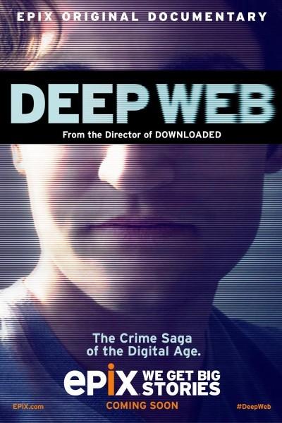 Caratula, cartel, poster o portada de Deep Web