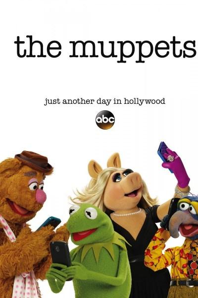 Caratula, cartel, poster o portada de Los Teleñecos (The Muppets)