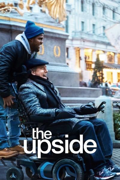 Caratula, cartel, poster o portada de The Upside