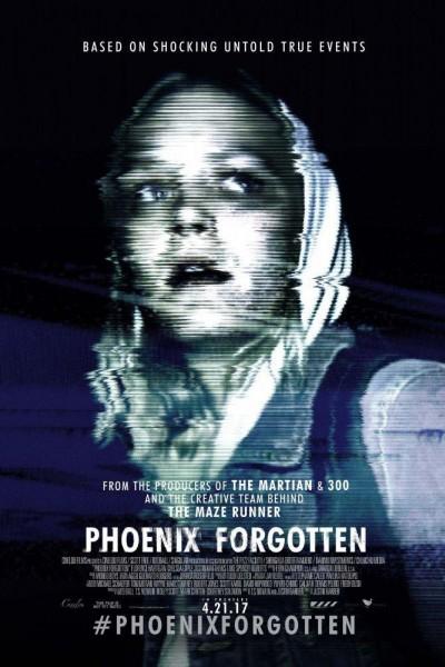 Caratula, cartel, poster o portada de Los olvidados de Phoenix