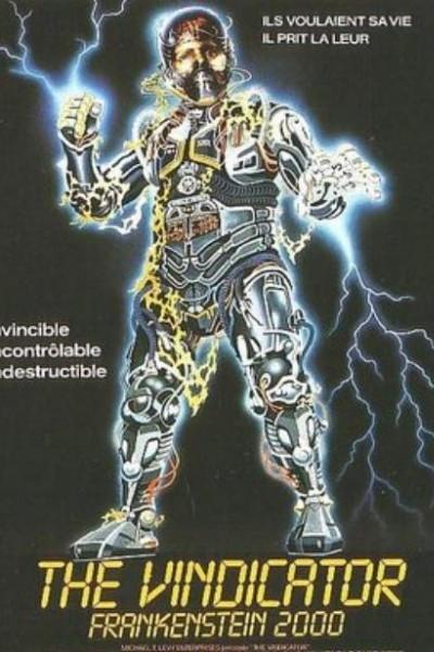 Caratula, cartel, poster o portada de The Vindicator