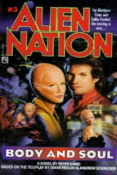 Caratula, cartel, poster o portada de Alien Nation: En cuerpo y alma
