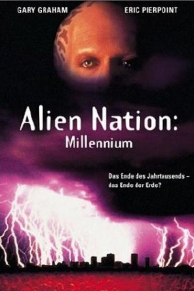 Caratula, cartel, poster o portada de Alien Nation: El Final