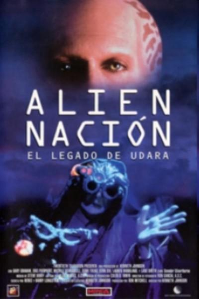 Caratula, cartel, poster o portada de Alien Nation: El Legado de Udara