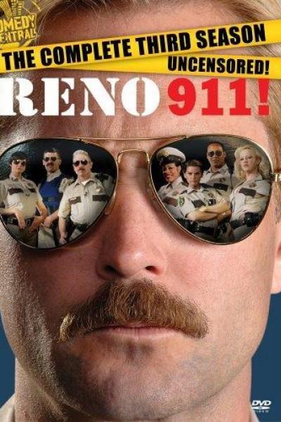 Caratula, cartel, poster o portada de Reno 911!