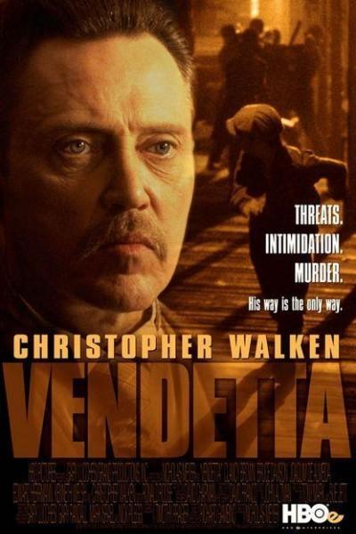 Caratula, cartel, poster o portada de Vendetta