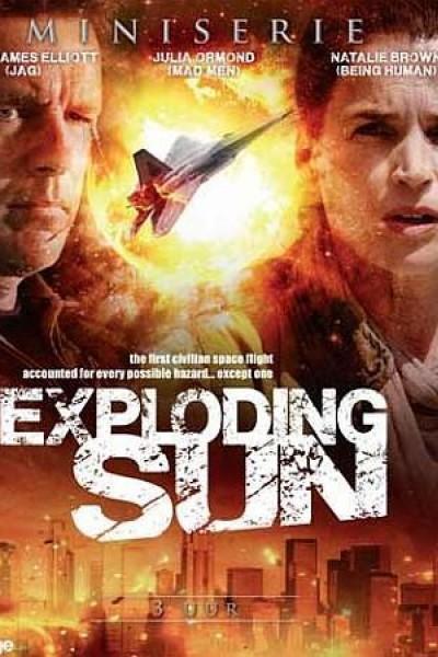 Caratula, cartel, poster o portada de Explosión solar