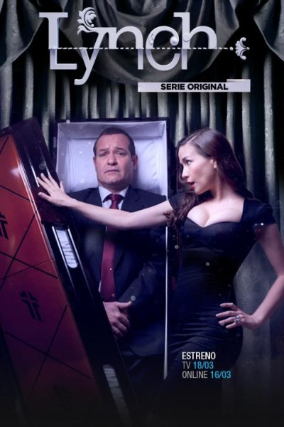 Caratula, cartel, poster o portada de Lynch