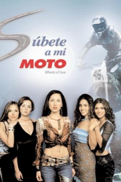 Caratula, cartel, poster o portada de Súbete a mi moto
