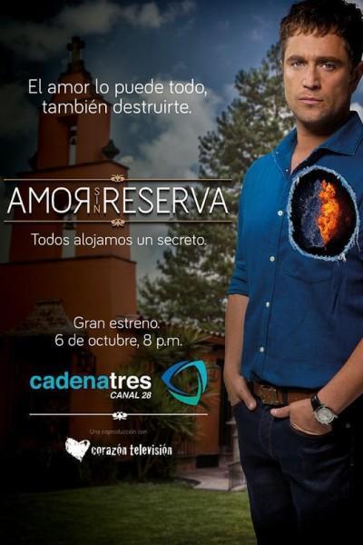 Caratula, cartel, poster o portada de Amor sin reserva