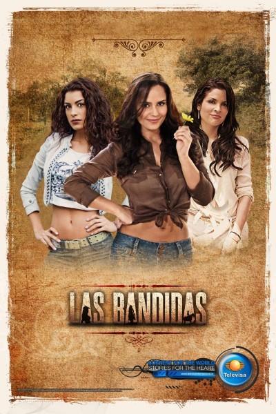 Caratula, cartel, poster o portada de Las bandidas