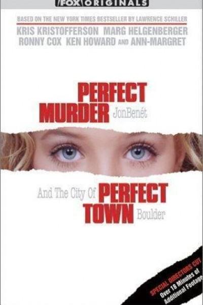 Caratula, cartel, poster o portada de Perfect Murder, Perfect Town: JonBenét and the City of Boulder